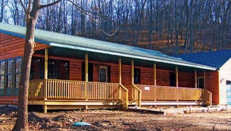 The Cabin at CSI Homes