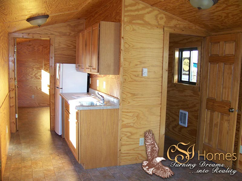The Shack by CSI Homes, Cambridge, Illinois
