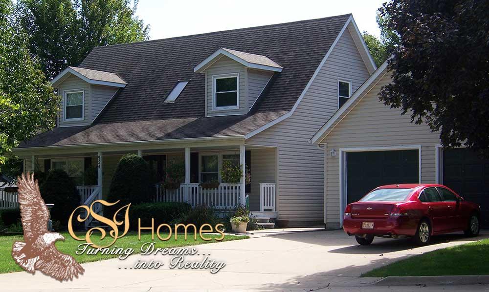 Csi Homes Cambridge Illinois